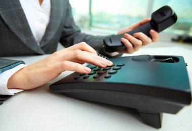 telefonia da empresa